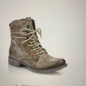 Rieker Payton boot for women EUC size 37